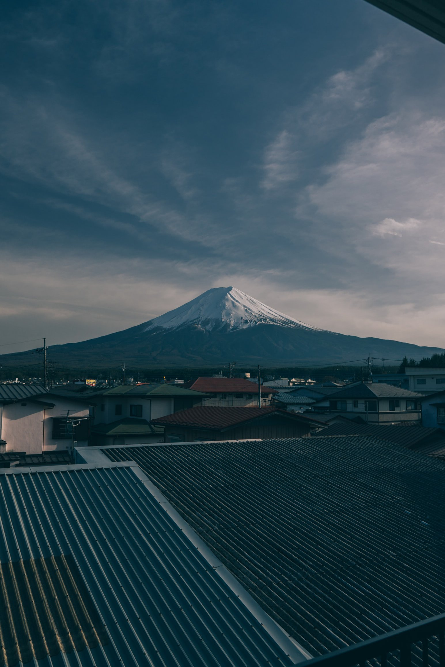 Japan real estate financial planning low-risk investment big Mt. Fuji reduce your health insurance or pension premiums